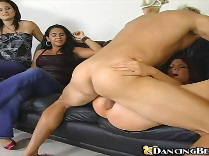 Home Blowjob Party